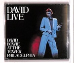 DAVID LIVE/DAVID BOWIE AT THE TOWER PHILADELPJIA