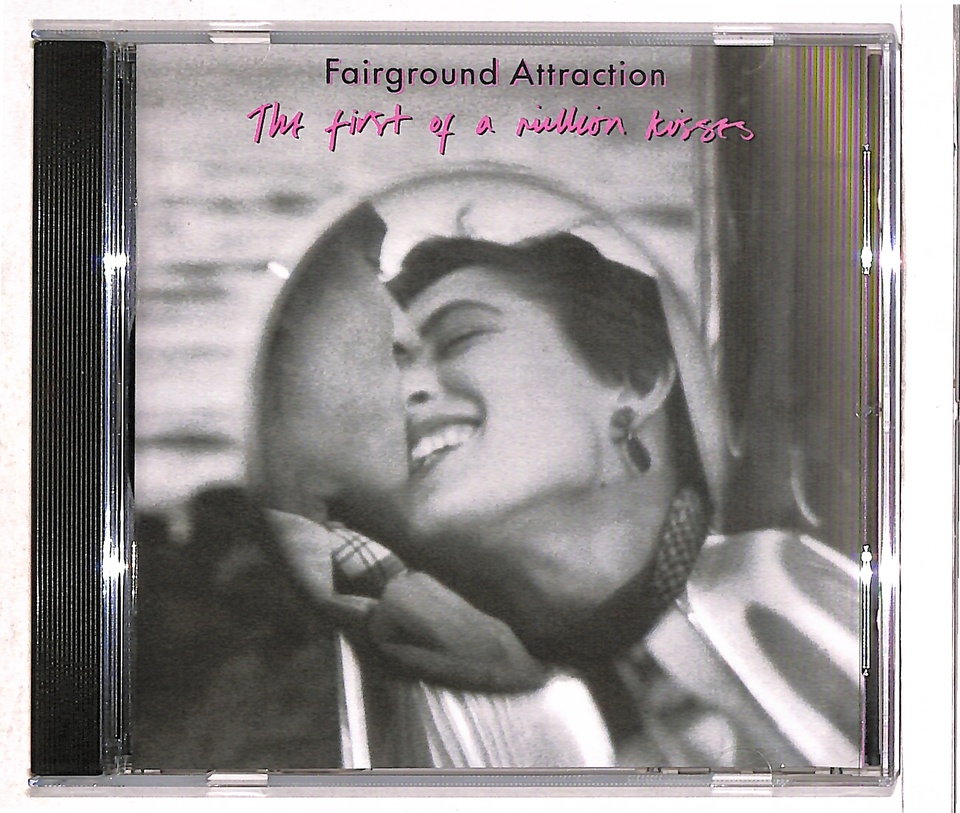 THE FIRST OF A MILLION KISSES/FAIRGROUND ATTRACTION FAIRGROUND ATTRACTION 画像