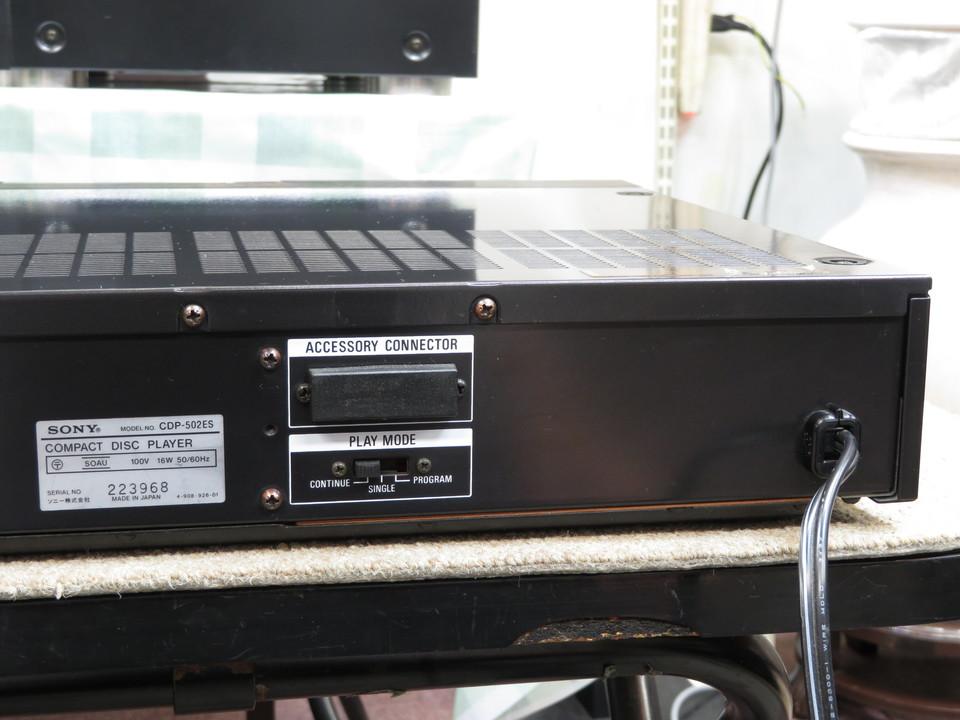 CDP-502ES SONY 画像