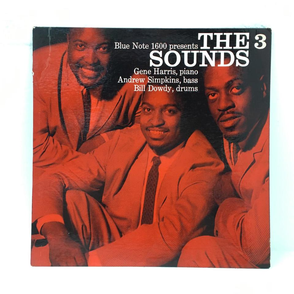 INTRODUCING THE THREE SOUNDS THE THREE SOUNDS 画像