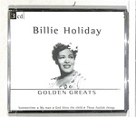 GOLDEN GREATS/BILLIE HOLIDAY