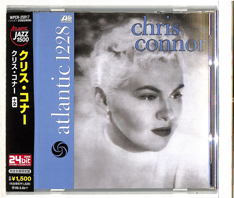 CHRIS CONNOR CHRIS CONNOR 画像