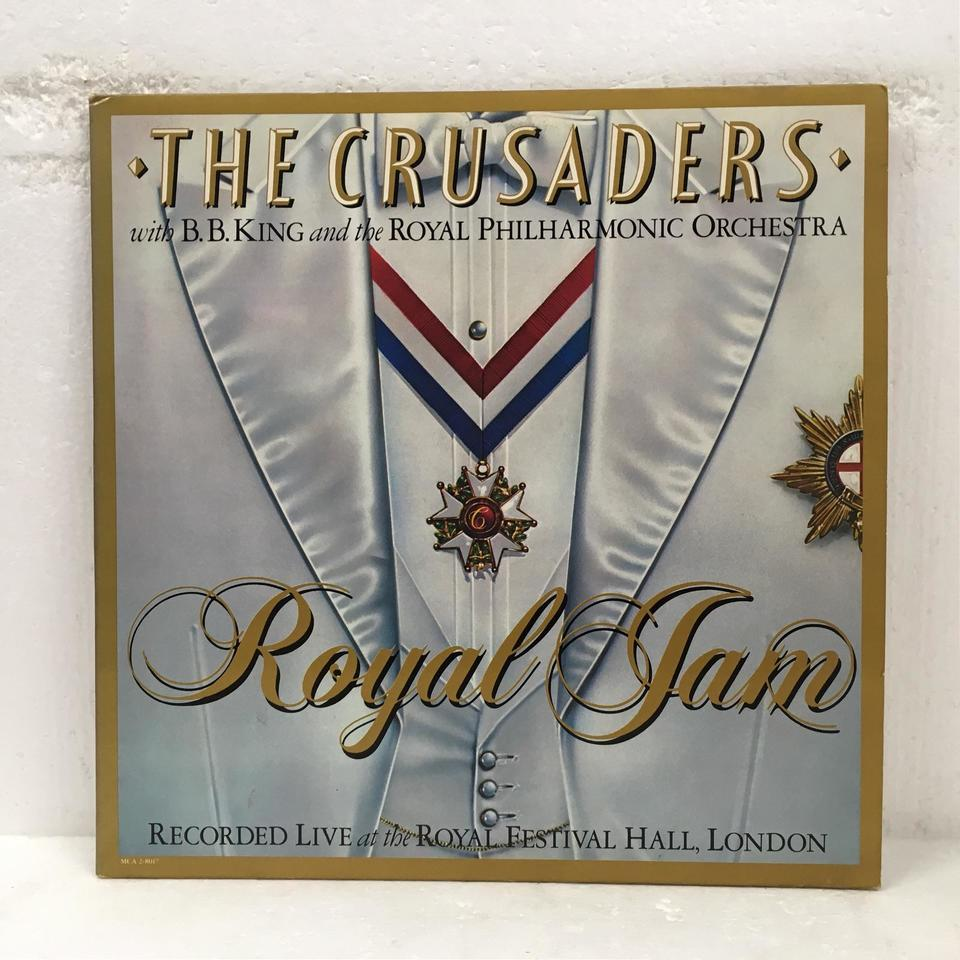 ROYAL JAM/THE CRUSADERS THE CRUSADERS 画像