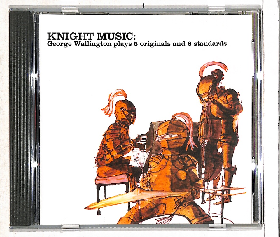 KNIGHT MUSIC/GEORGE WALLINGTON GEORGE WALLINGTON 画像