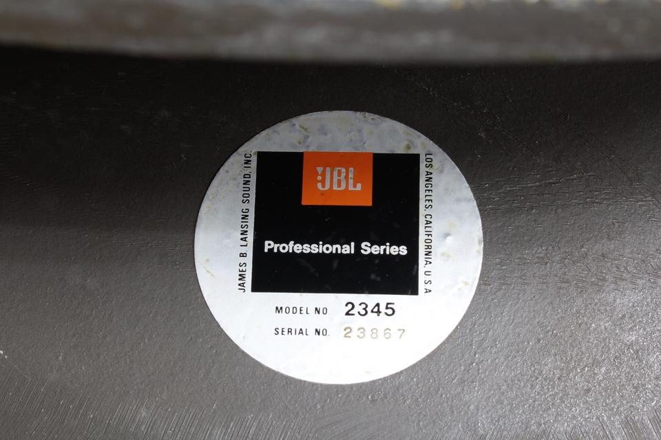 2345 JBL 画像