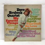 MY FAVORITE THINGS/DAVE BRUBECK