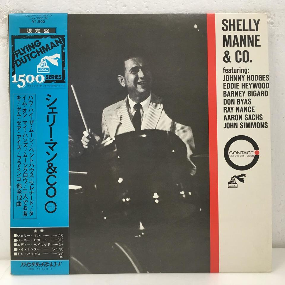 SHELLY MANNE & CO. SHELLY MANNE 画像