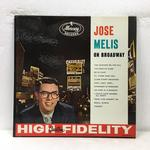 JOSE MELIS ON BROADWAY