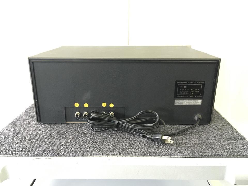RD5250 SANYO 画像