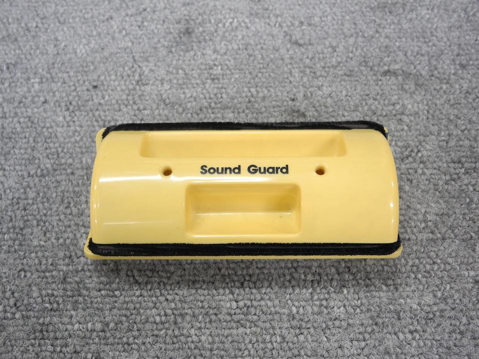 レコードクリーナー Sound Guard 画像