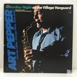 SATURDAY NIGHT AT THE VILLAGE VANGUARD/ART PEPPER