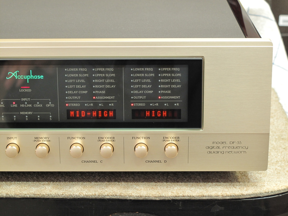 DF-55 Accuphase 画像