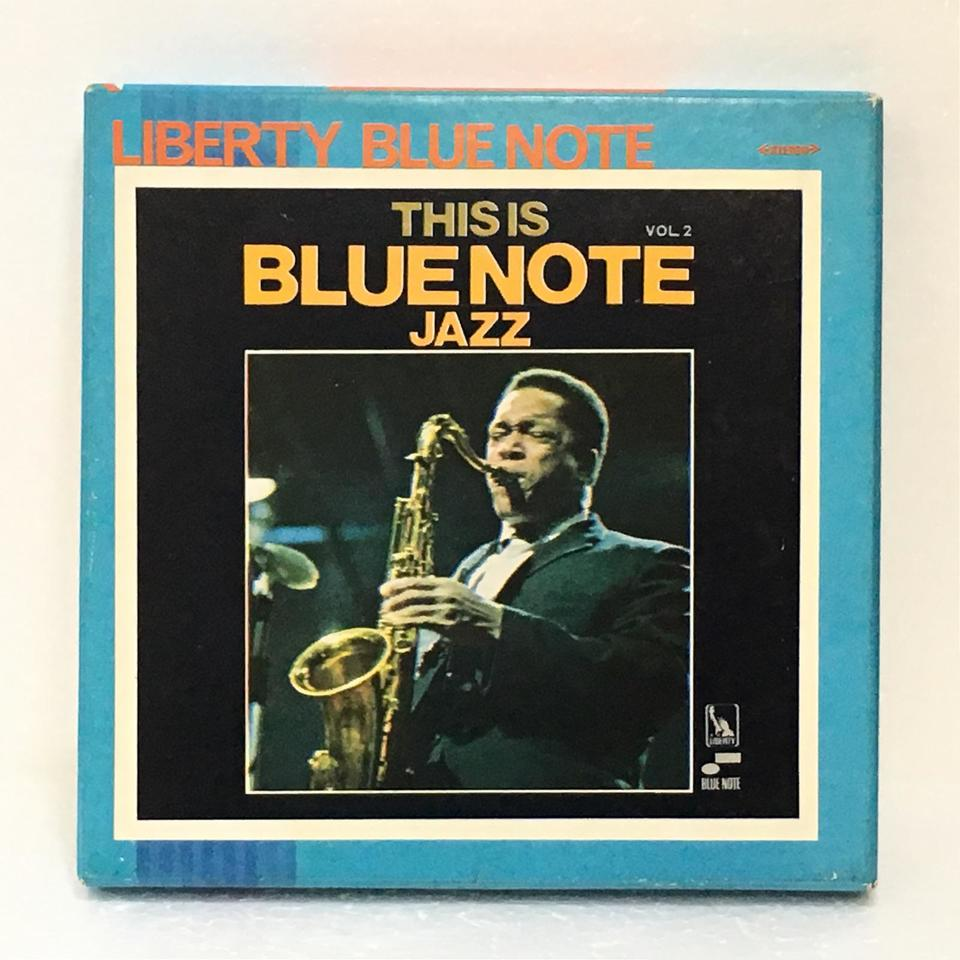 THIS IS BLUE NOTE JAZZ VOL.2  画像