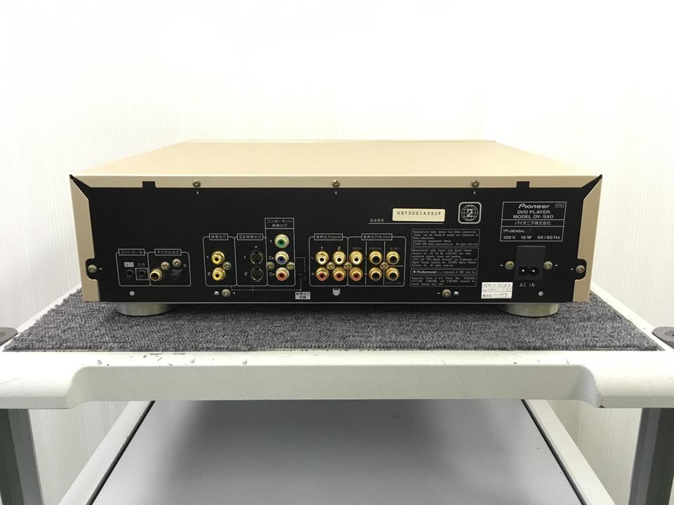 DV-S6D Pioneer 画像