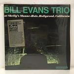 AT SHELLY'S MANNE HOLE/BILL EVANS