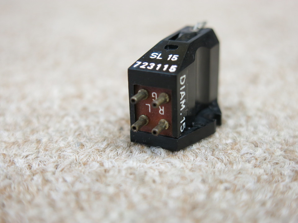 SL-15 ortofon 画像