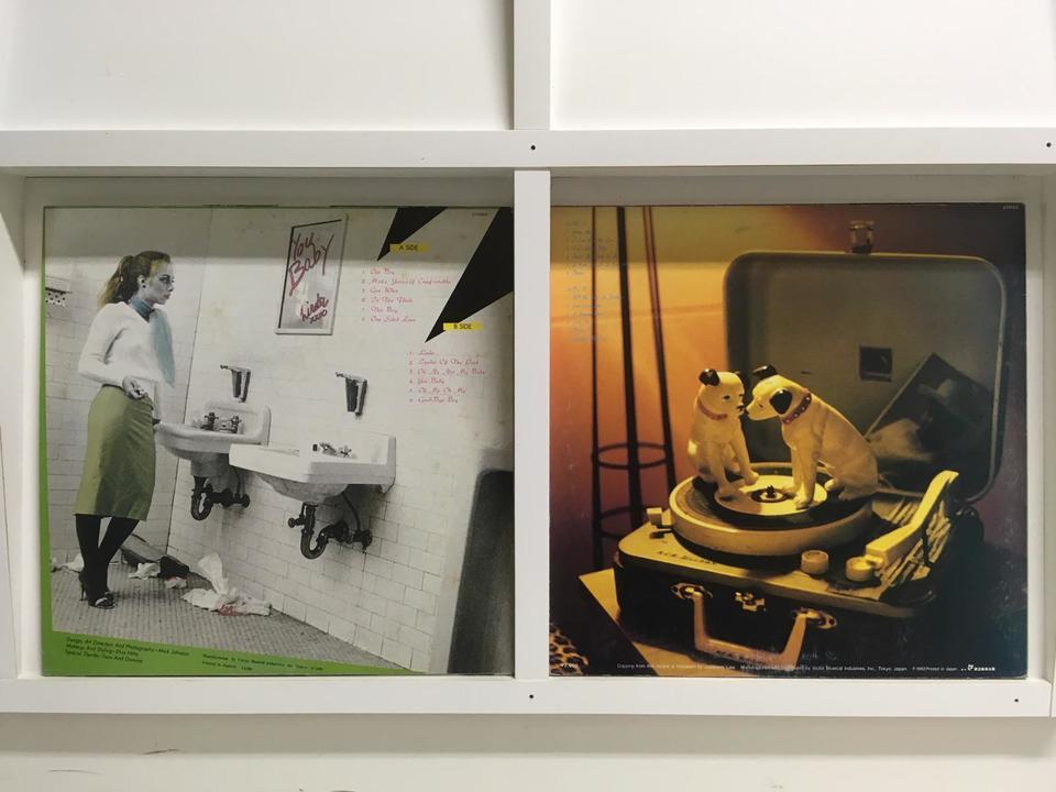 アン・ルイス 2枚セット  画像