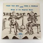 【未開封】KINGS OF THE RAGTIME BANJO/FRED VAN EPS & VESS L.OSSMAN