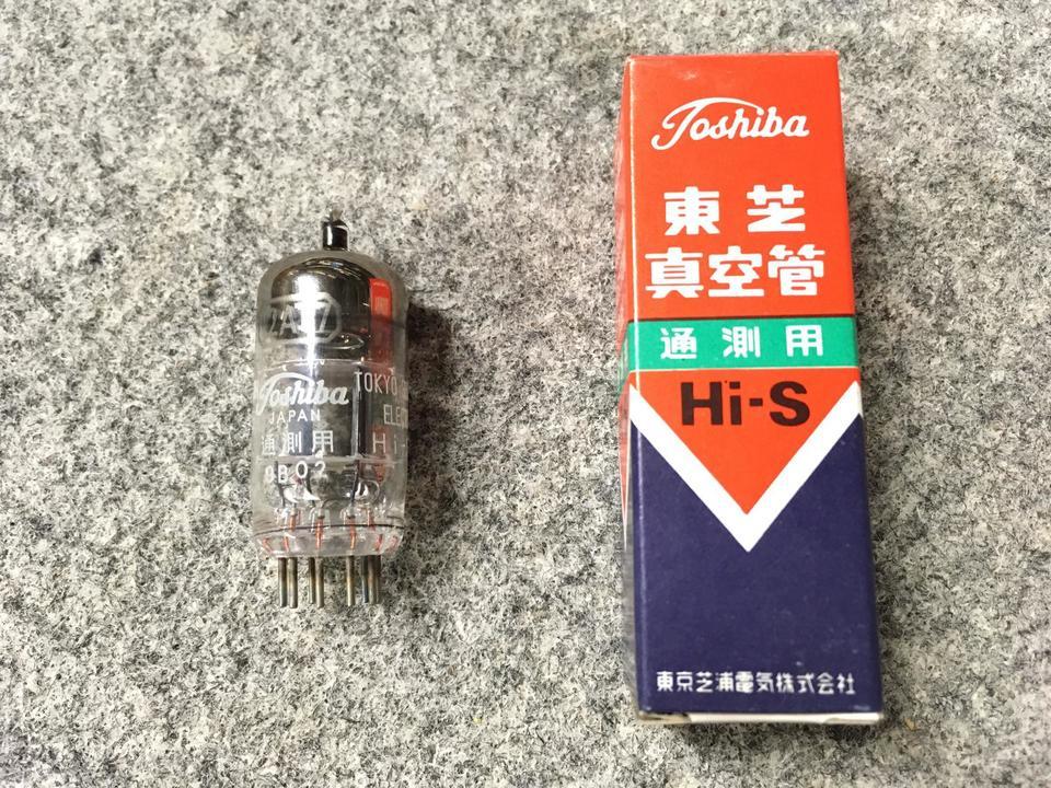 12AT7 TOSHIBA 画像