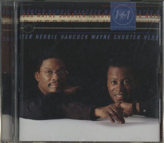 1+1/HERBIE HANCOCK & WAYNE SHORTER HERBIE HANCOCK/WAYNE SHORTER 画像