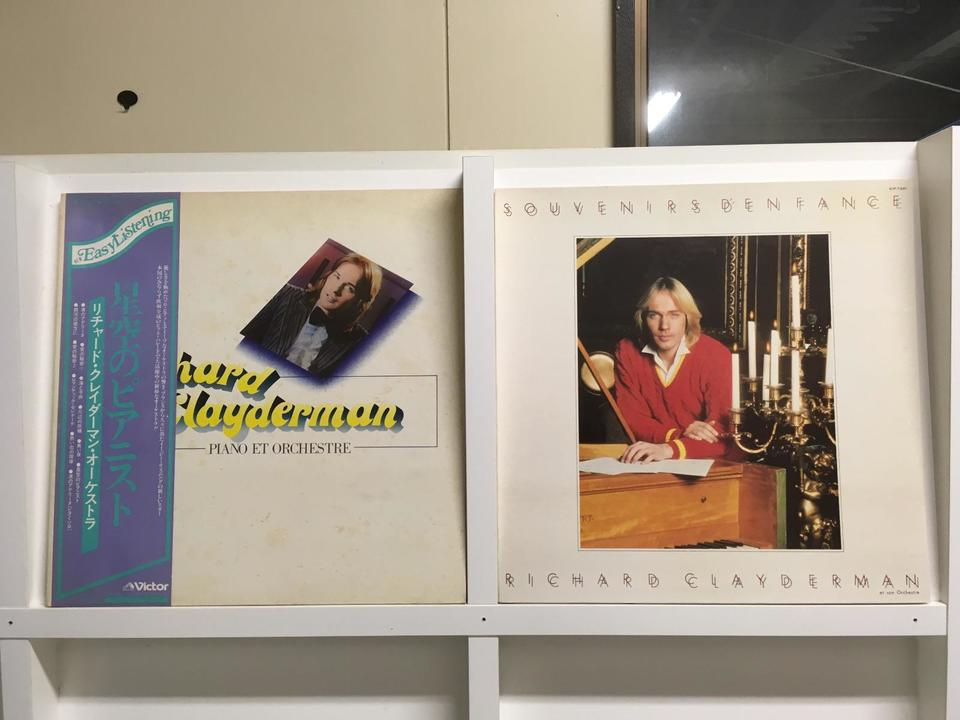 リチャード・クレイダーマン 4枚セット リチャード・クレイダーマン 画像