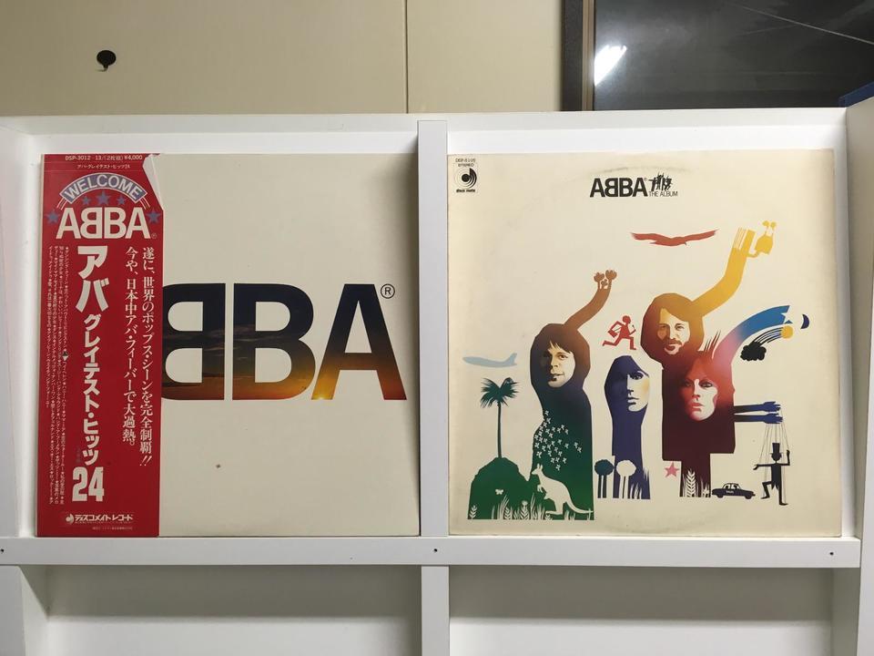ABBA 4枚セット ABBA 画像