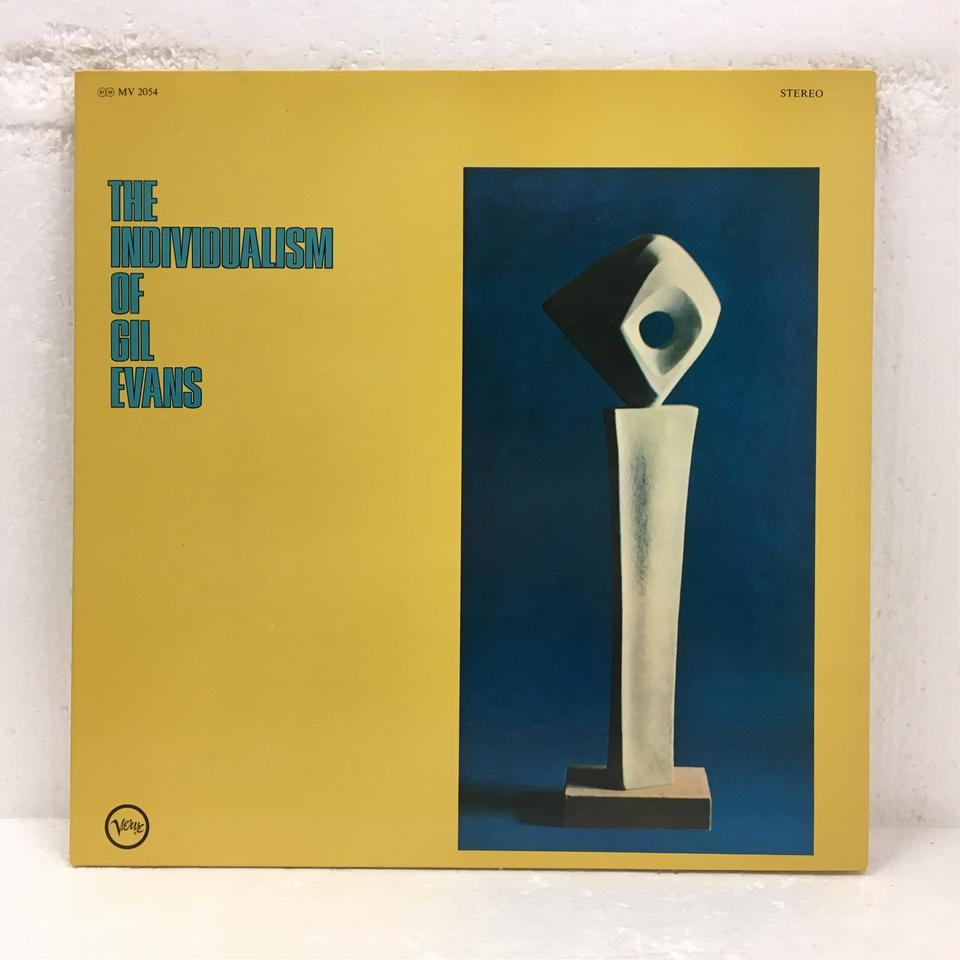 THE INDIVIDUALISM OF GIL EVANS GIL EVANS 画像