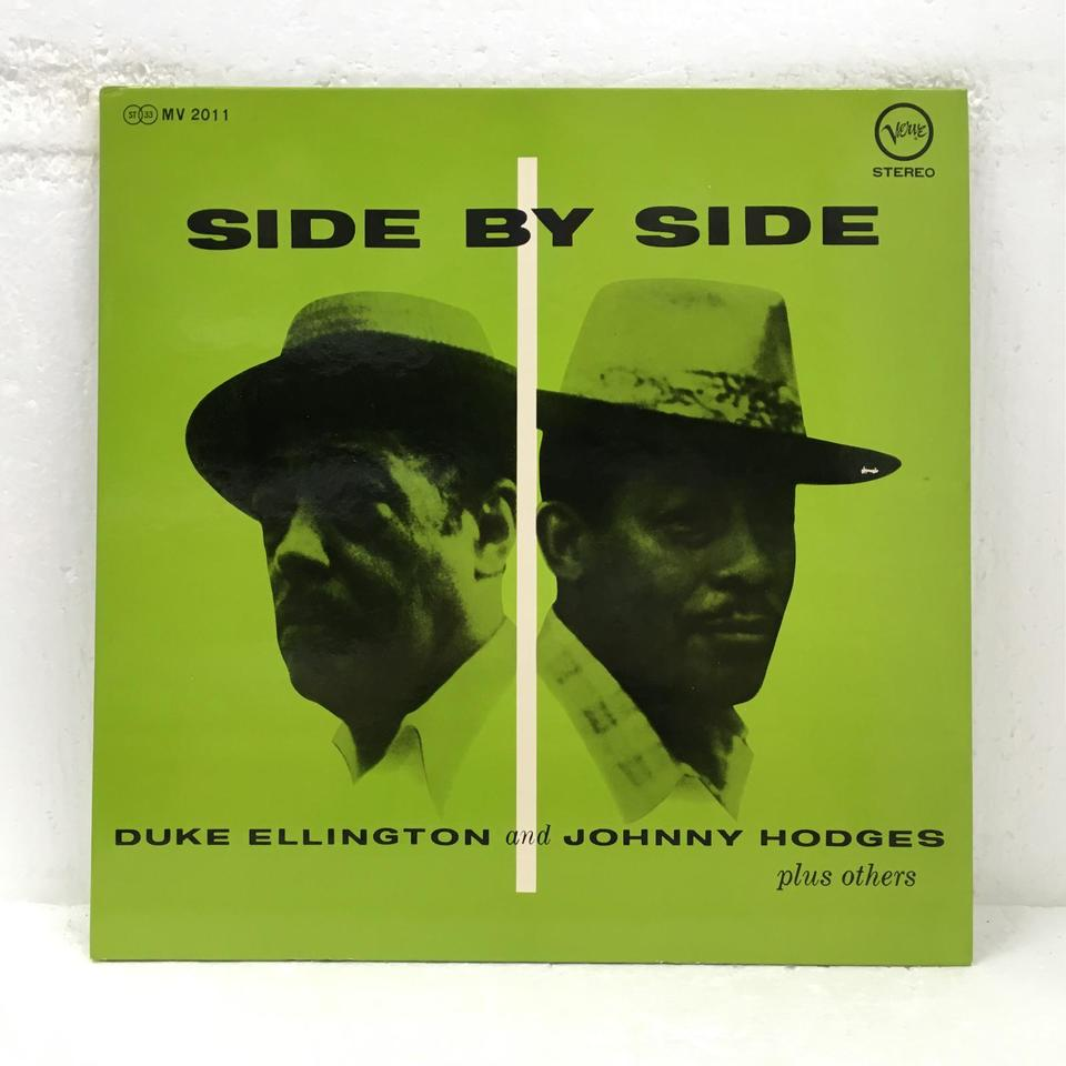 SIDE BY SIDE/JOHNNY HODGES JOHNNY HODGES 画像
