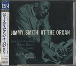 THE INCREDIBLE JIMMY SMITH/AT THE ORGAN VOL.1