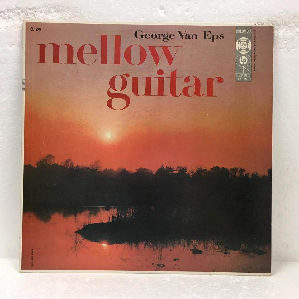 MELLOW GUITAR/GEORGE VAN EPS GEORGE VAN EPS 画像