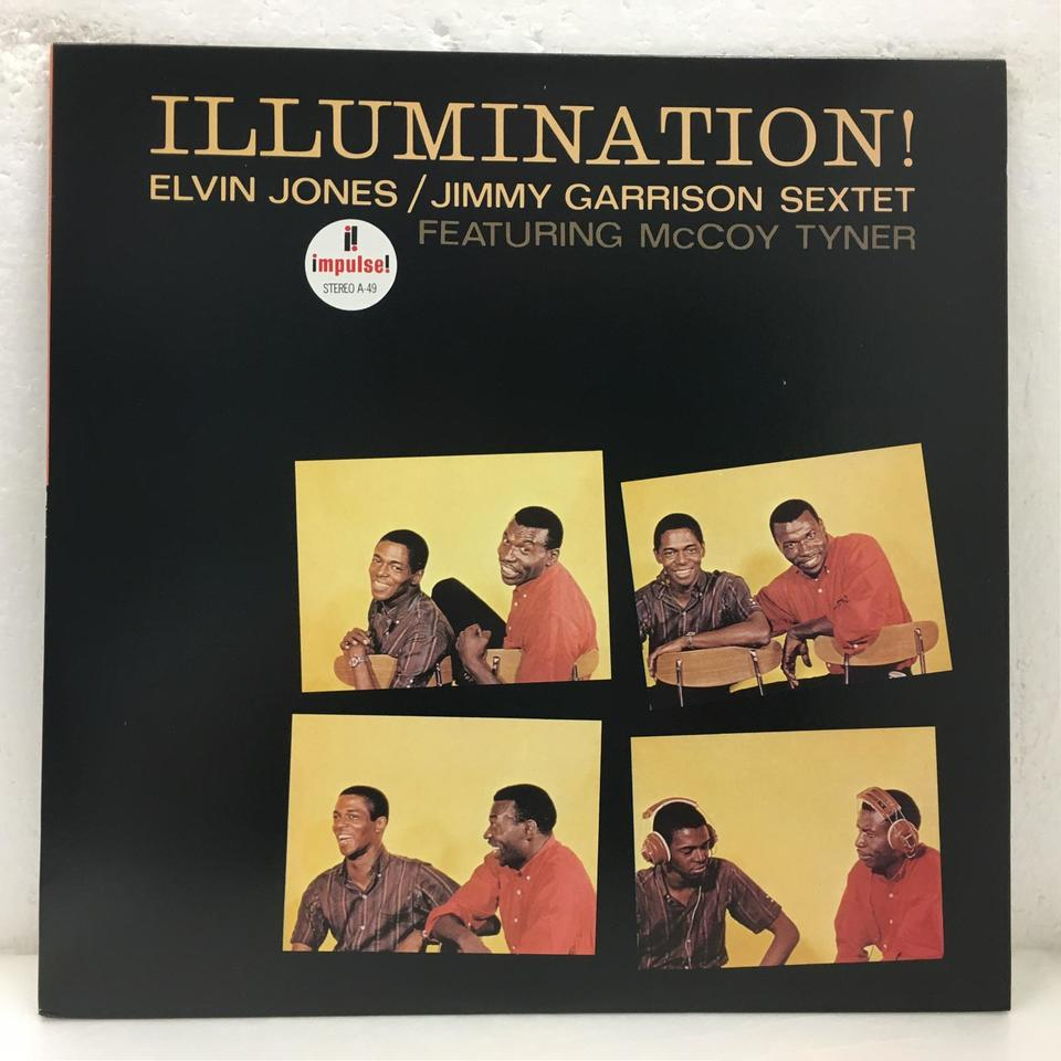 ILLUMINATION/ELVIN JONES ELVIN JONES 画像
