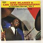 ART BLAKEY ET LES JAZZ-MESSENGERS AU CLUB ST.GERMAIN,VOL.2
