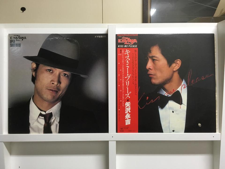 矢沢永吉 5枚セット 矢沢永吉 画像
