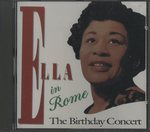 ELLA IN ROME THE BIRTHDAY/ELLA FITZGERALD