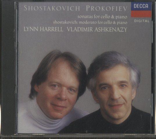 ショスタコーヴィチ/プロコフィエフ:チェロ・ソナタ ショスタコーヴィチ/プロコフィエフ 画像