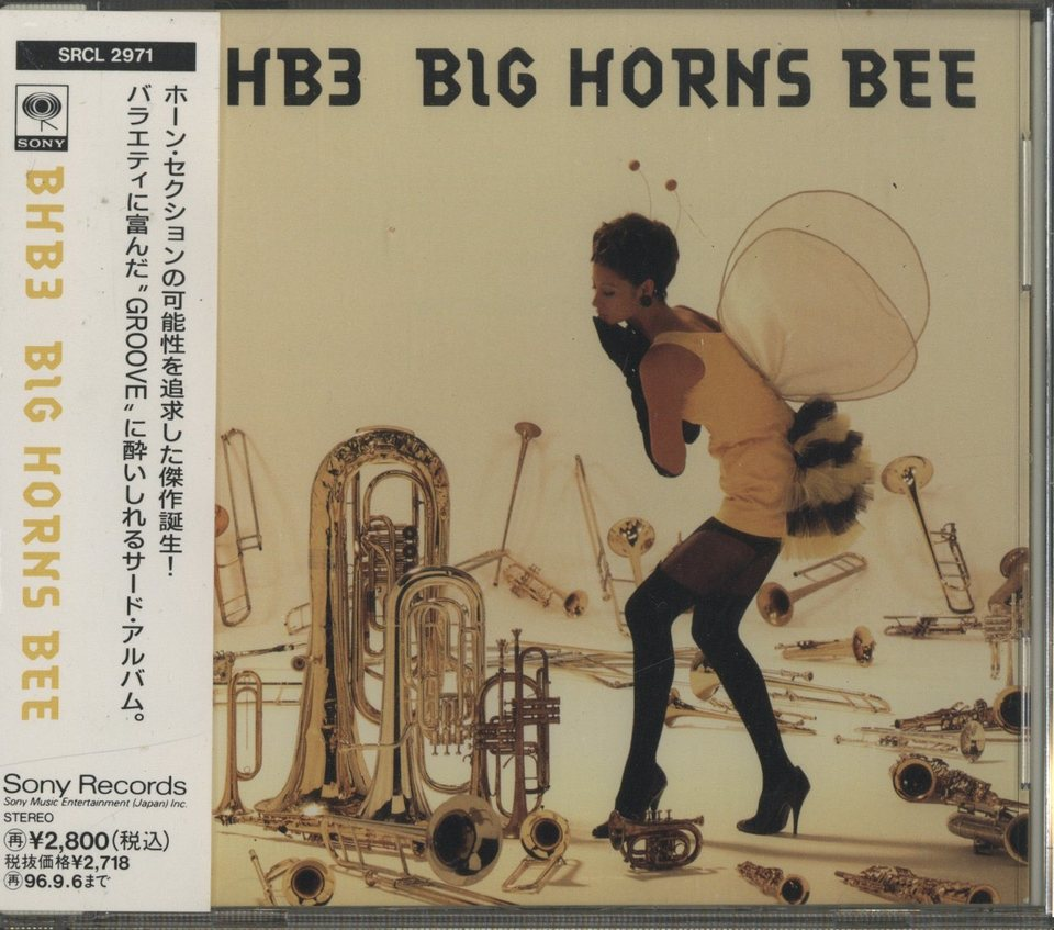 BHB3/BIG HORNS BEE BIG HORNS BEE 画像