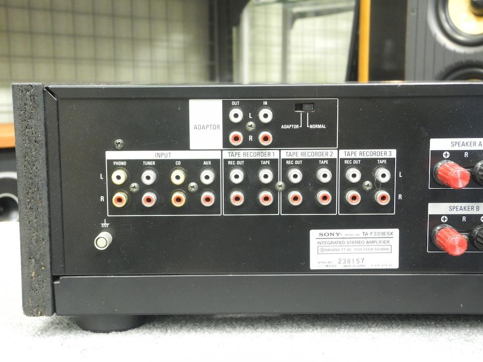 TA-F333ESX SONY 画像