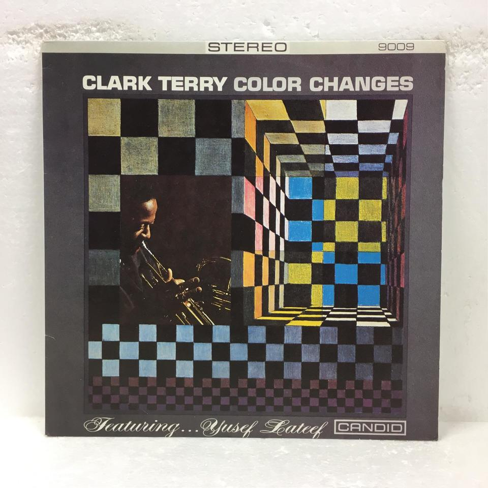 COLOR CHANGES/CLARK TERRY CLARK TERRY 画像