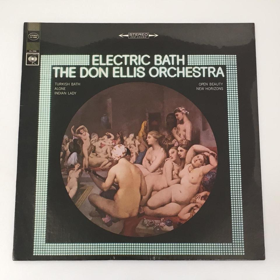 【未開封】ELECTRIC BATH/DON ELLIS DON ELLIS 画像
