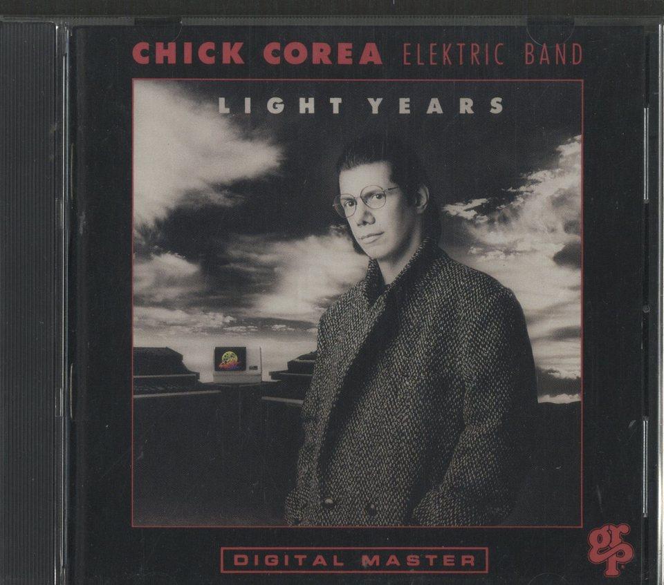 LIGHT YEARS/CHICK COREA CHICK COREA 画像