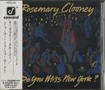 DO YOU MISS NEW YORK?/ROSEMARY CLOONEY