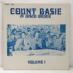 COUNT BASIE IN DISCO ORDER VOLUME 1
