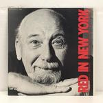 RED IN NEW YORK/RED NORVO