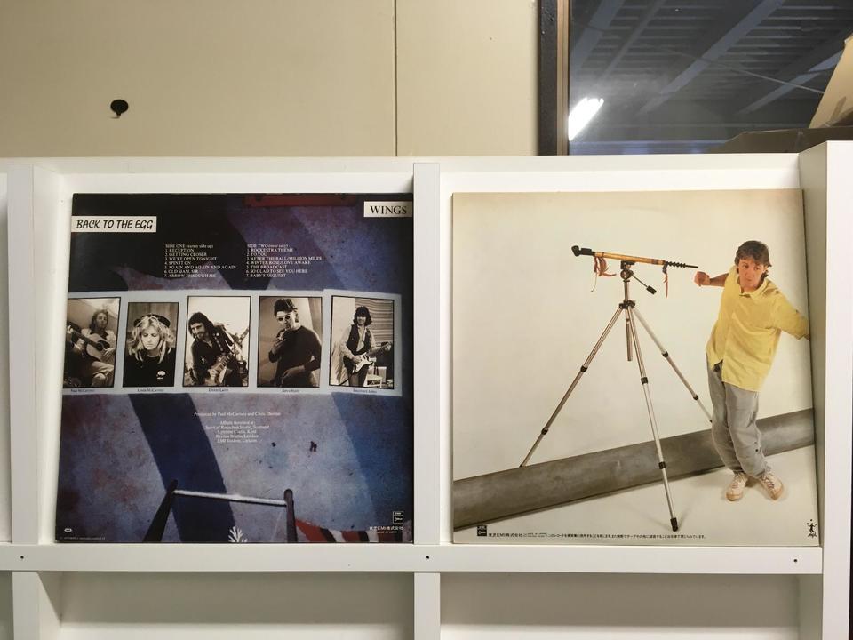 ポール・マッカートニー 5枚セット ポール・マッカートニー 画像