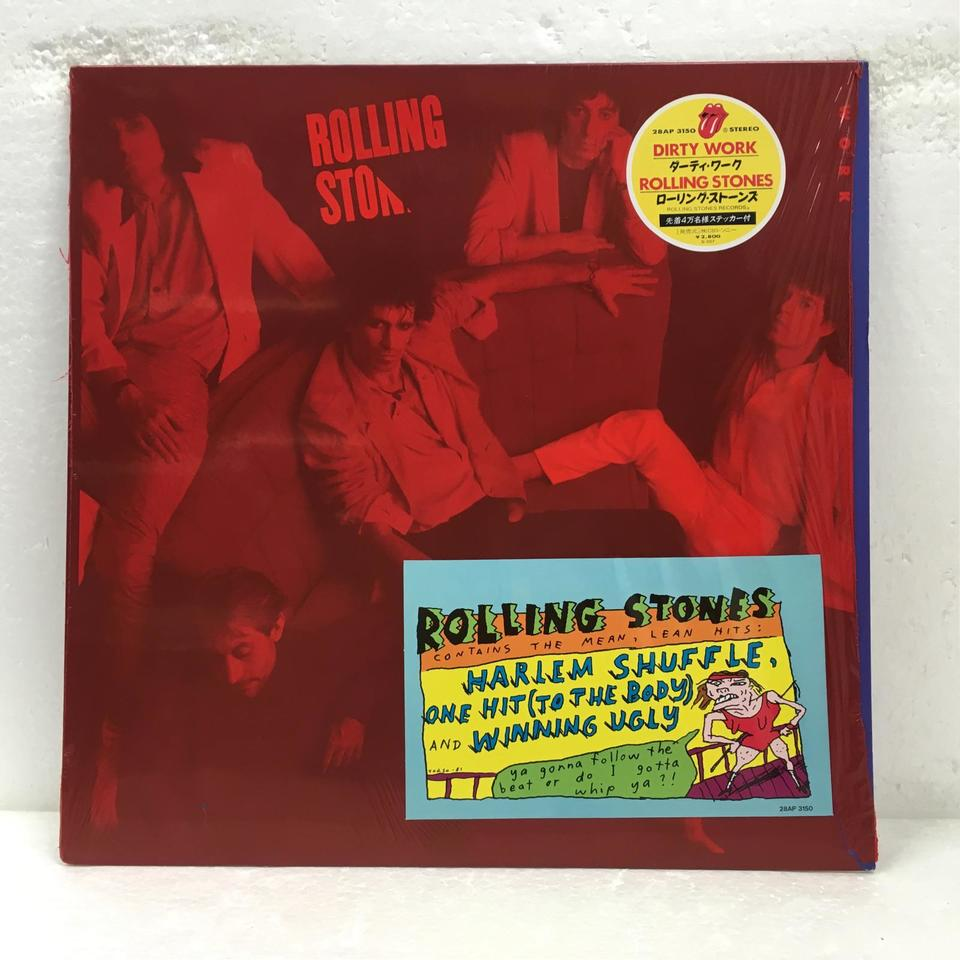 DIRTY WORK/ROLLING STONES ROLLING STONES 画像
