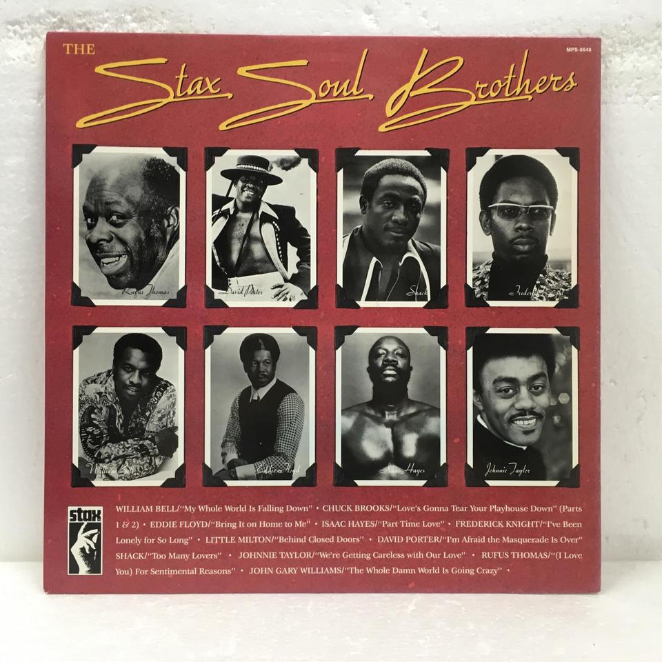 THE STAX SOUL BROTHERS V.A. 画像