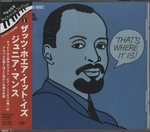 TAHT'S WHERE IT IS!/JUNIOR MANCE