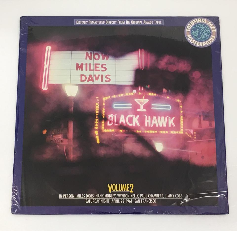 MILES DAVIS IN PERSON SATURDAY NIGHTS AT THE BLACKHAWK, SAN FRANCISCO VOL.2 MILES DAVIS 画像