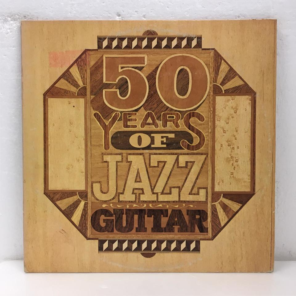 50 YEARS OF JAZZ GUITER V.A. 画像