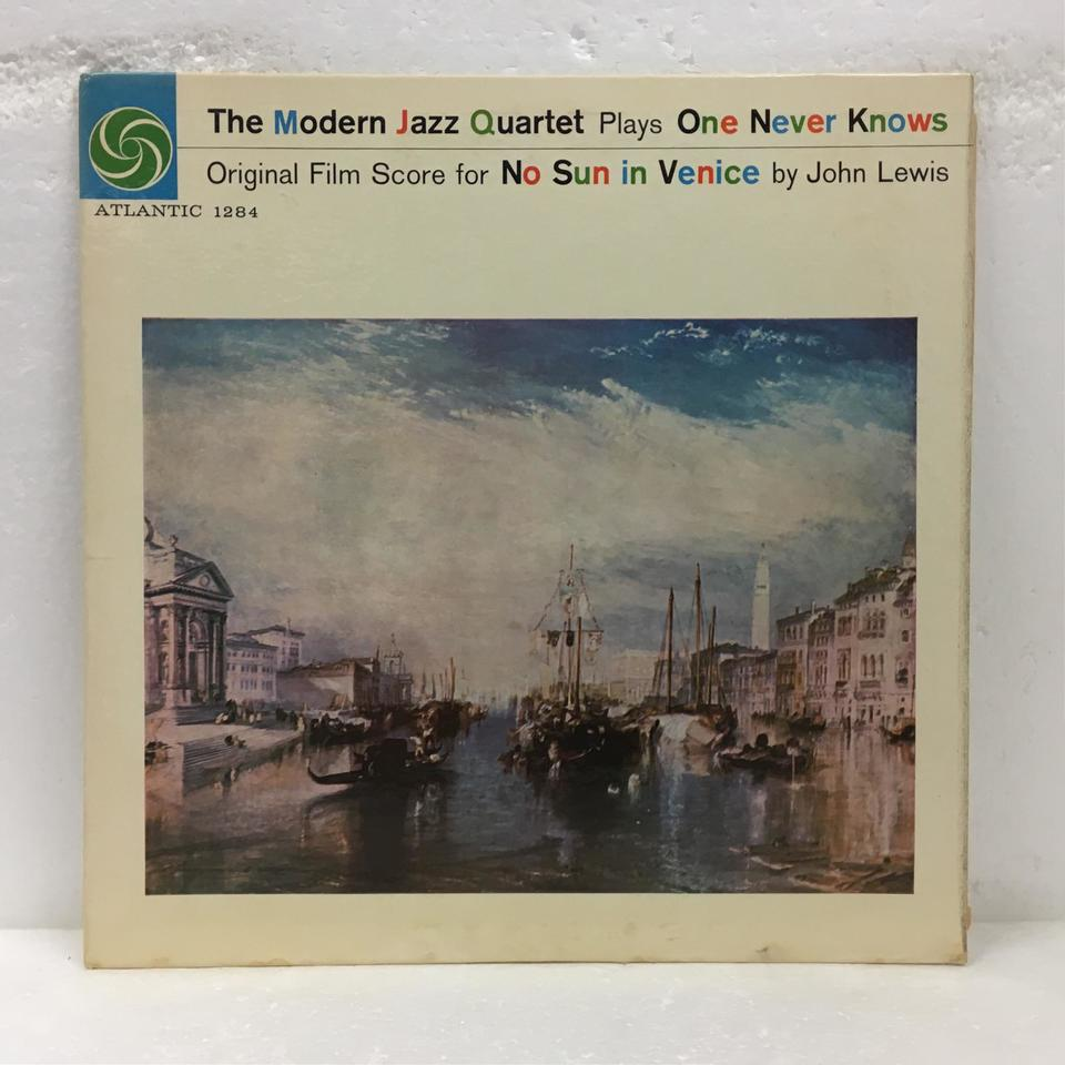 NO SUN IN VENICE/MODERN JAZZ QUARTET THE MODERN JAZZ QUARTET 画像